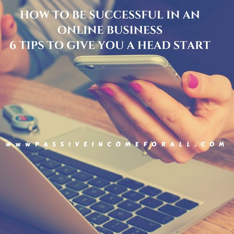 How to be Successful In AN oNLINE bUSINESS