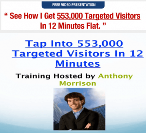 Sucess with Anthony, scam or legit