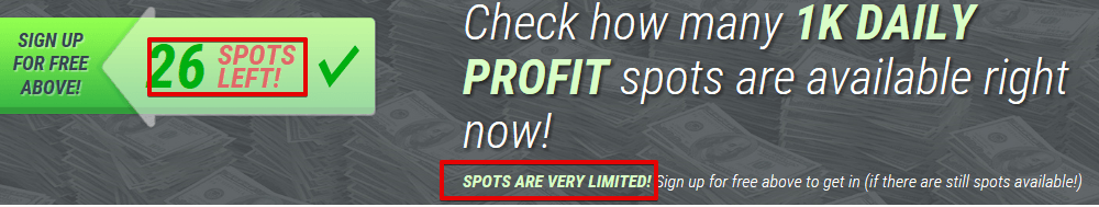 Is 1K Daily Profit a Scam