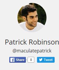 Trianasoft Patrick Robinson