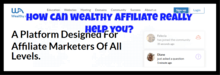 How Can Wealthy Affiliate Really Help You