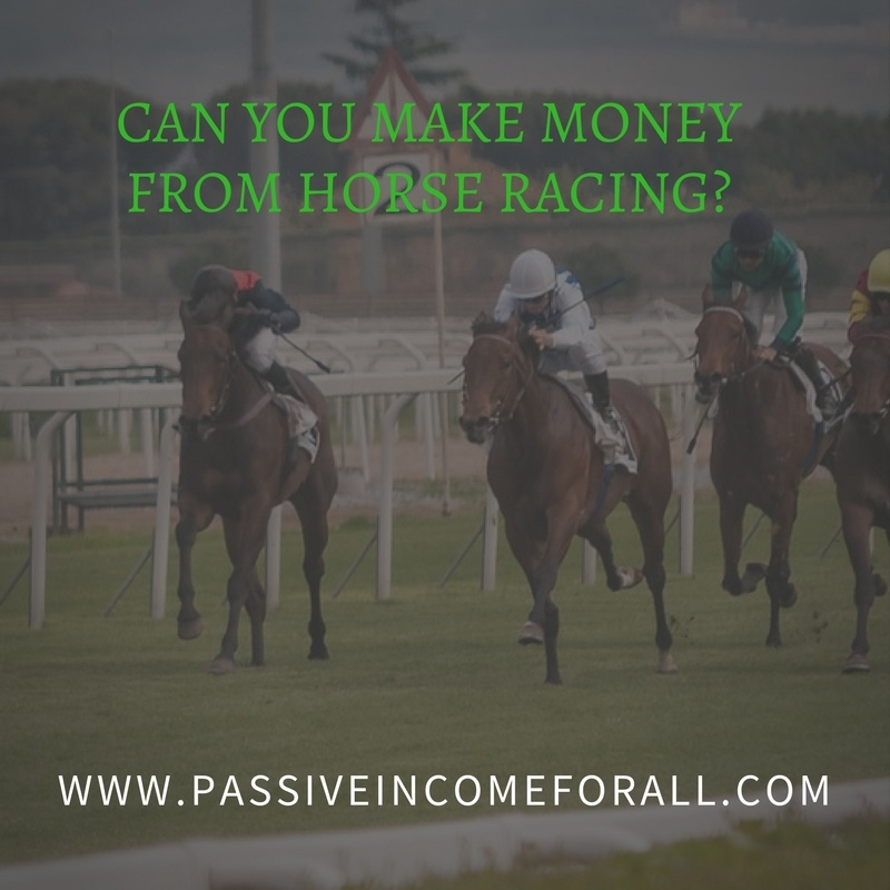 Can You Make a Living Playing the Races? - US Racing