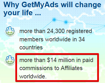 Get My Ads Claim to make $14Million