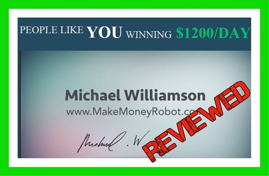 What is Make Money Robot
