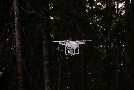 The Phantom Pro Quadcopter