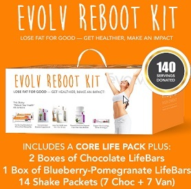 The evolvhealth reboot kit
