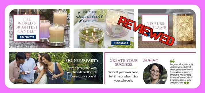 Partylite MLM Review