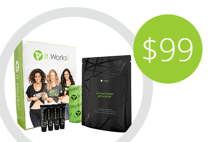The It Works Business Builder Kit