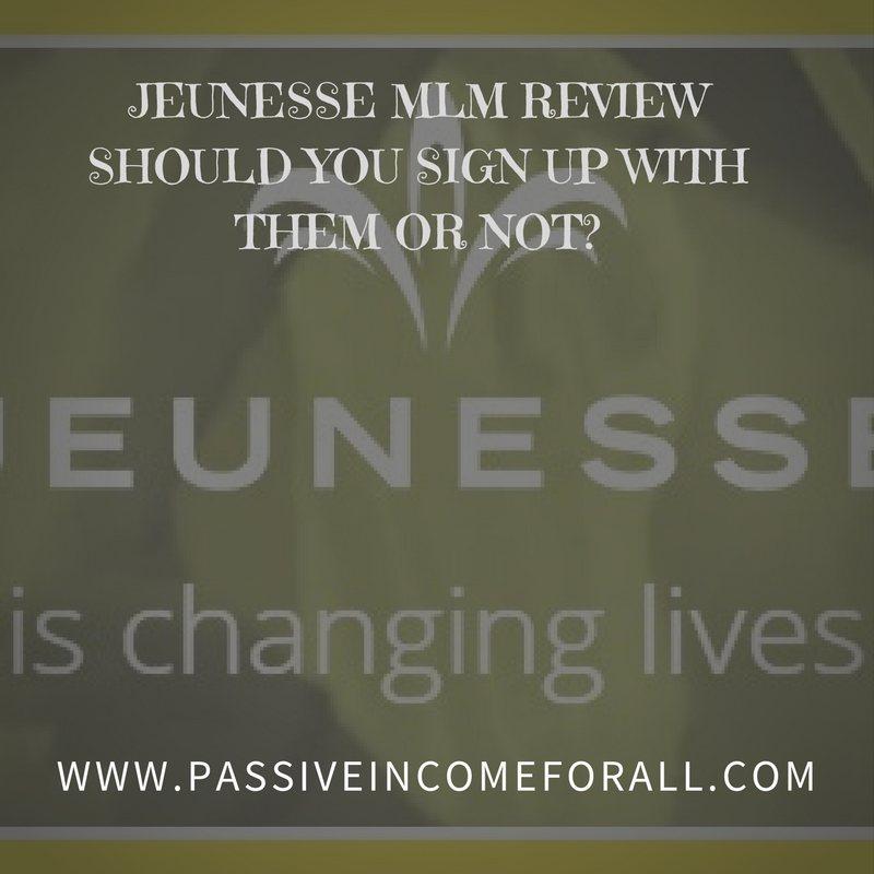 Jeunesse MLM Review