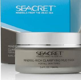 SEACRET Clarifying Mud Musk