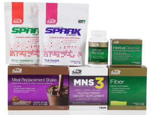 Advocare 24 day challenge system