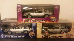 My BACK TO THE FUTURE collection