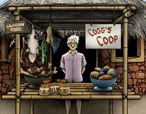 Professor cogs coop