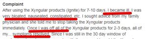 Xyngular customer complaints