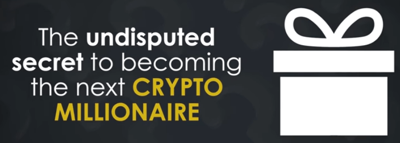 My Crypto trend rider review shows you that they promise to make you an instant millionaire