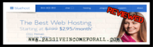 What is Bluehost web hosting