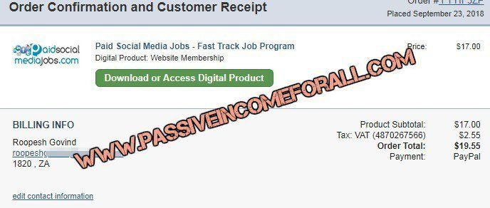 Is Paid Social Media Jobs A SCAM