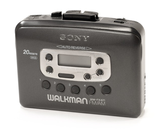 What is a walkman