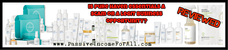 Pure Haven Essentials Review is Pure haven essentials a scam