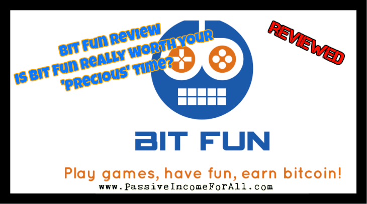 Bit Fun Review- Is Bit Fun A Scam?