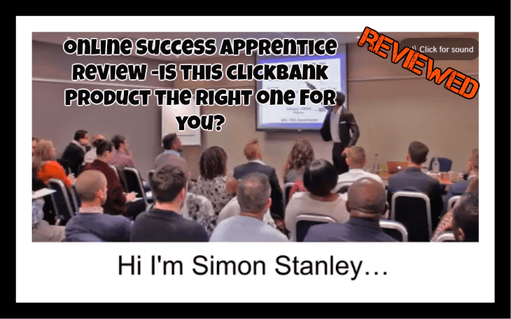 Online Success Apprentice is online success apprentice a scam