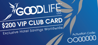 Is Goodlife USA a scam the goodlife vip club card