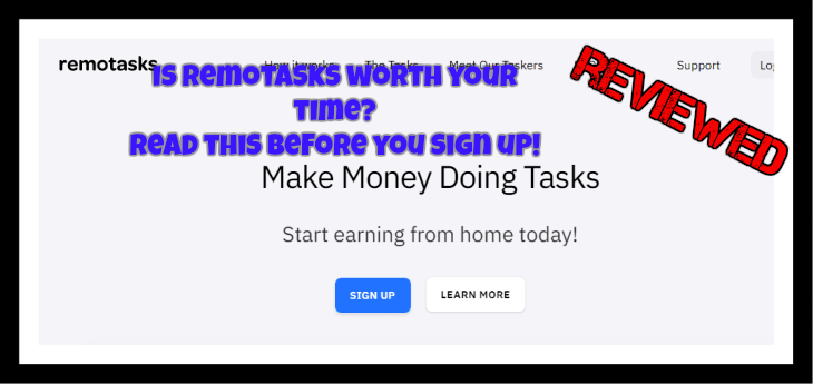 remotasks review featured image