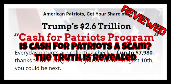 Cash for Patriots featured image