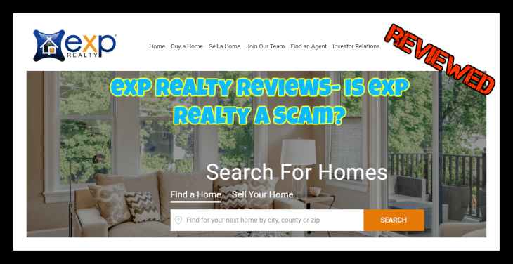 Exp realty reviews featured image