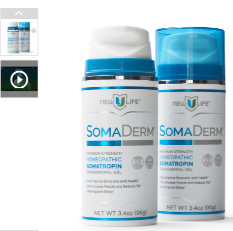 New U life review the somaderm gel