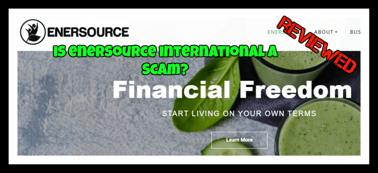 Is enersource international a scam