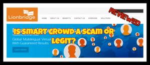 Lionbridge smartcrowd review featured image the smart crowd review