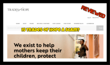 Is Trades of hope a scam? Featured image