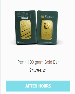 Are 7K Metals really that cheap? the perth gold bar