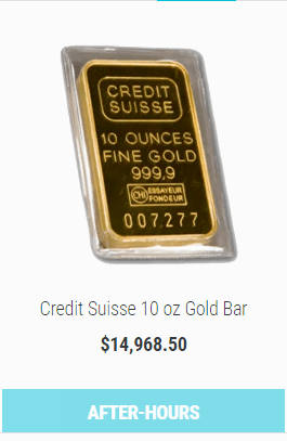 Are 7K Metals expensive? The credit suisse product