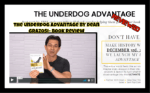 Dean Graziosi Underdog Advantage Book Review