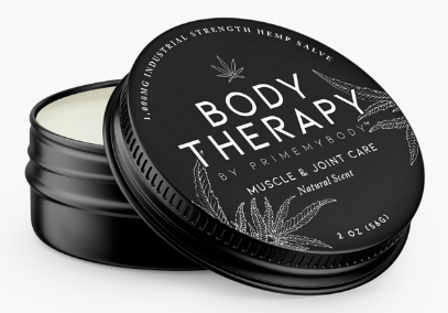 Prime my Body products what is the body therapy all about