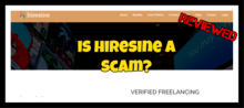 Is Hiresine a Scam Featured image