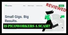 Is PicoWorkers a Scam? Featured Image