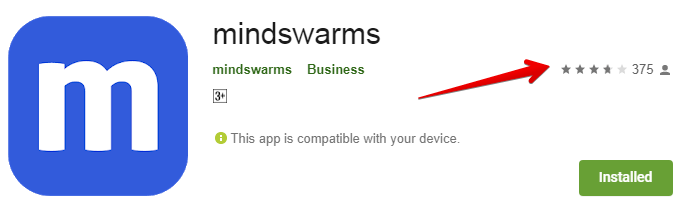 Are customers happy with using Mindswarms, or is Mindswarms a scam?