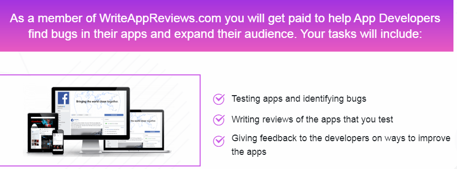 What is writeappreviews.com all about