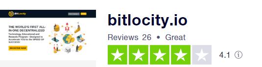 Bitlocity trustpilot review