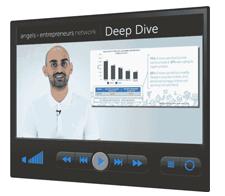 Angels and Entrepreneurs deep dive videos