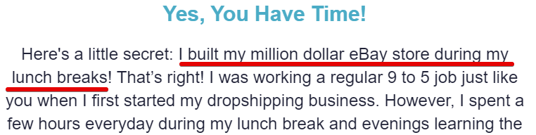 Dropshipping titans review how paul made millions with his ebay store during his lunch breaks