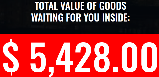 Stuff my inbox review total value of stuff my inbox. This is a red flag