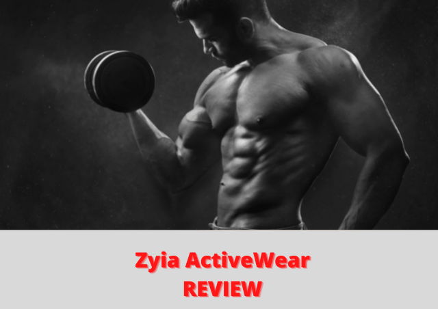 Zyia Activewear review picture