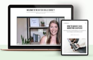 Bucketlist bombshells review the tech skills course
